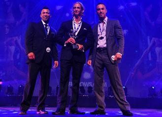 2012 World Champion Runner-uo (Pro Division)